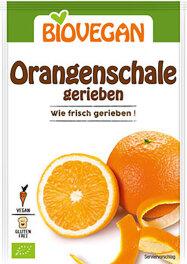 Biovegan Orangenschalen, gerieben 9g