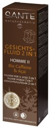Sante HommeDeuxGesichtsfluid 2in1 50ml