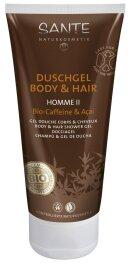 Sante Homme D. Duschgel Body&Hair 200ml