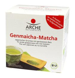 Arche Naturküche Genmaicha Matcha 15g