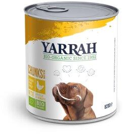 Yarrah Bröckchen in Soße mit Huhn 820g