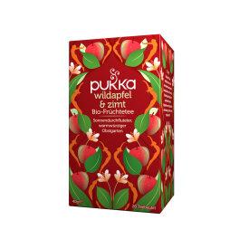 Pukka Bio Wildapfel & Zimt Tee 20 Beutel