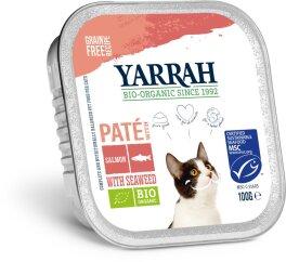 Yarrah Paté mit Lachs with Seaweed 100g