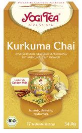 Yogi Tea Kurkuma Chai 17x 2g