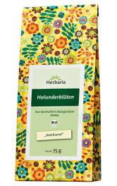 Herbaria Holunderblüten 75g