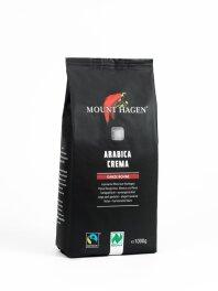 Mount Hagen Röstkaffee ganze Bohne 1kg