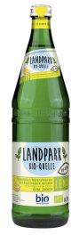 Landpark Bio-Quelle Mineralwasser mit Lemon 750ml