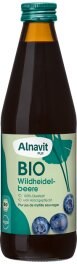 Alnavit Bio Heidelbeer Saft 330ml