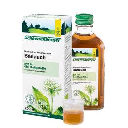 Schoenenberger® Bärlauch-Saft 200ml