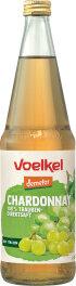 Voelkel Chardonnay Traubensaft weiß 700ml Bio