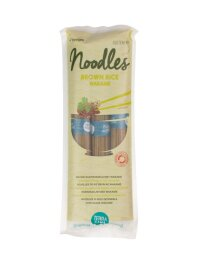 Terrasana Bio Brown Rice & Wakame Noodles 250g