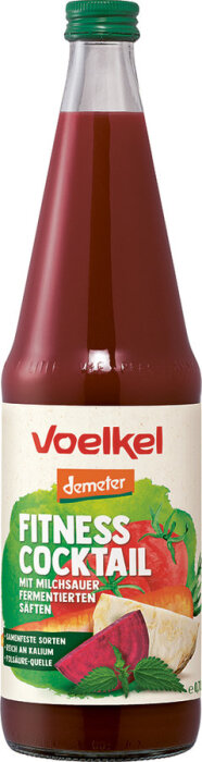 Voelkel Fitness-Cocktail Bio 700ml