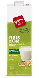 greenorganics Reis Drink 1l