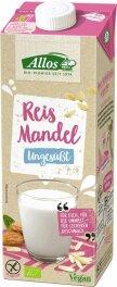 Allos Reis-Mandel-Drink 1l