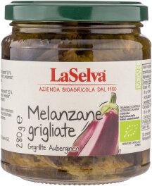 LaSelva Bio Auberginen gegrillt in Öl 280g