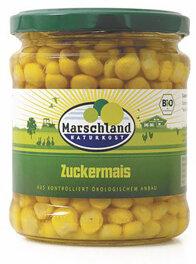 Marschland Naturkost Bio Zuckermais 330g