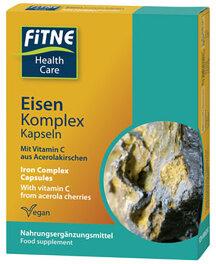 Fitne Eisen-Komplex Kapseln