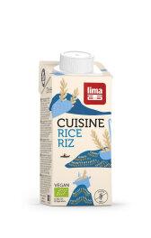 Lima Bio Reis Cuisine 200ml