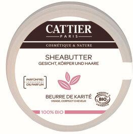 Cattier Sheabutter 100g