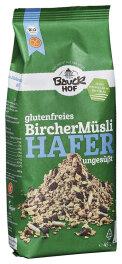 Bauckhof Bircher Müsli, ungesüßt 450g