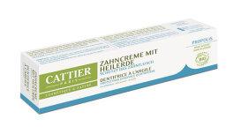 Cattier Heilerde Zahncreme Propolis 75ml