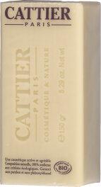 Cattier Heilerde Seife Sheabutter 150g