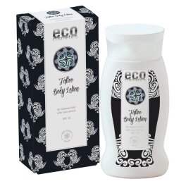 Eco Cosmetics Bio Tattoo Körperlotion mit Noni LSF 10 200ml