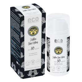 Eco Cosmetics Bio Tattoo Sonnenlotion mit Noni LSF 30 100ml