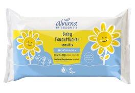 Alviana Baby Feuchttücher 48 Stück