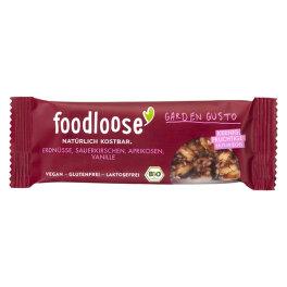 Foodloose Bio Garden Gusto Nussriegel 35g