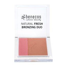 Benecos Fresh Bronzing Duo ibiza nights 8g