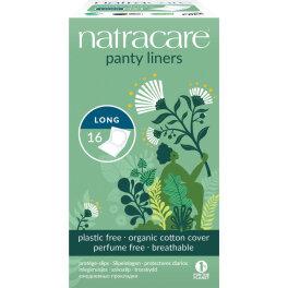 Natracare Panty Liners Slipeinlagen Lang 16 Stück