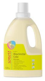 Sonett Waschmittel ColorMint & Lemon 1,5l