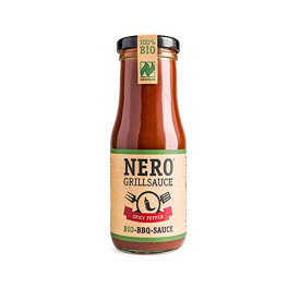 NeroBio Grilltunke Spicy Pepper 250 ml