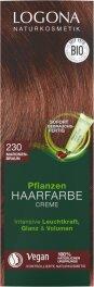 Logona Pflanzen Haarfarbe Creme 230 marone 150ml