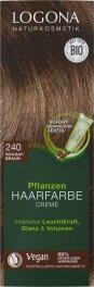 Logona Pflanzen Haarfarbe Creme 240 nougat 150ml
