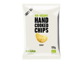 Trafo Handcooked Chips Salz 125g