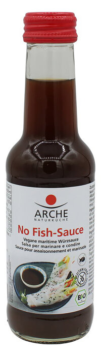 Arche Bio No Fish-Sauce 155ml