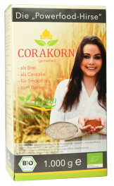 Corakorn Kusieks Corakorn gemahlen 1kg