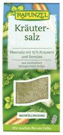 Rapunzel Bio Kräutersalz mit 15% Kräutern &...