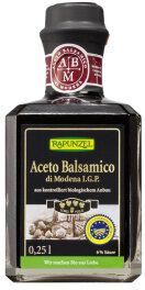Rapunzel Bio Aceto Balsamico di Modena I.G.P. Premium 250ml