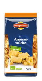 Morgenland Ananas Stücke 100g