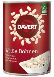 Davert Weiße Bohnen 400g