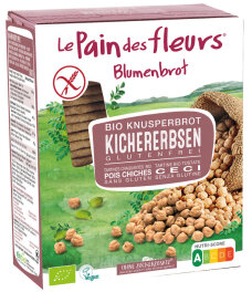 Blumenbrot - Le Pain des Fleurs - Kichererbsen 150g
