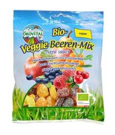 Ökovital Veggie-Beeren-Mix 100g