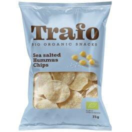 Trafo Hummus Chips Seasalt 75g