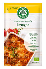 Lebensbaum Lasagne 45g