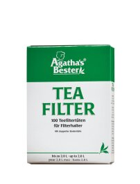 Herbaria Teefilter 100Stück