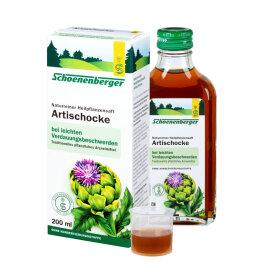 Schoenenberger® Artischocken-Saft 200ml