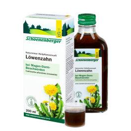 Schoenenberger® Löwenzahn-Saft 200ml